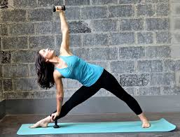 yoga-with-weights
