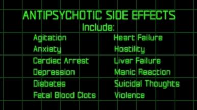 antipsychotic-side-effects